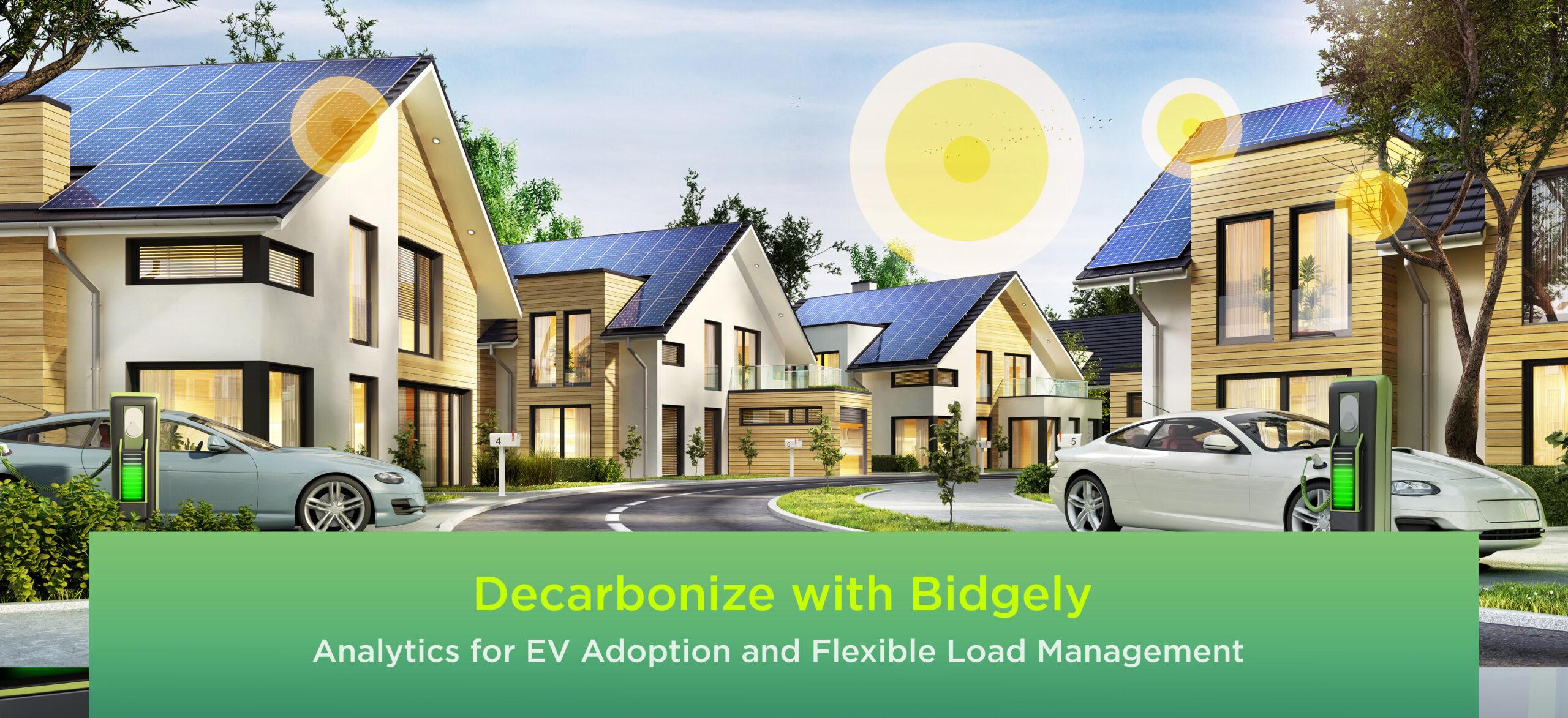 Decarbonize with Bidgely