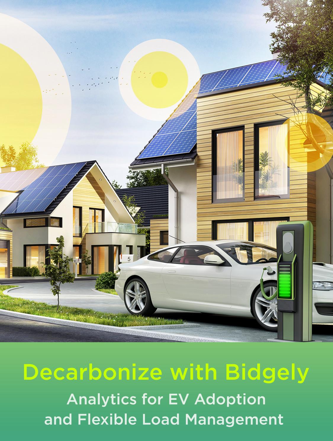 Decarbonization Energy Analytics